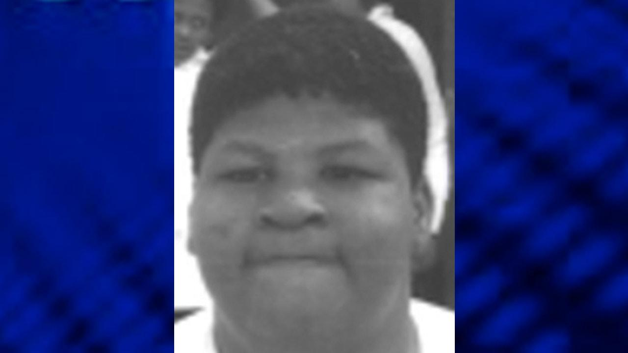 Chicago police are searching for 14-year-old Luellen Alijah, last seen early morning, Nov. 5, 2012, in the area of 7000 S. Wolcott. Alijah is described as 411, 160-170 pounds, black hair, brown eyes, with a medium black complexion. Alijah might be wearing a white White Sox cap, long black coat with hood that doesnt button up, red shirt with praying hands on the front, gray jogging pants, white or gray gym shoes. He could be carrying a green camouflage backpack.