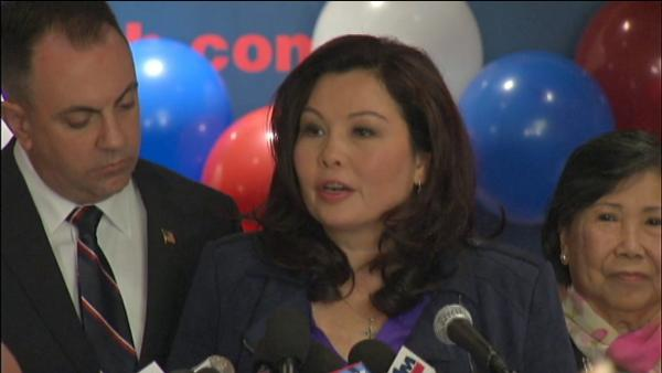 Duckworth Victory Speech