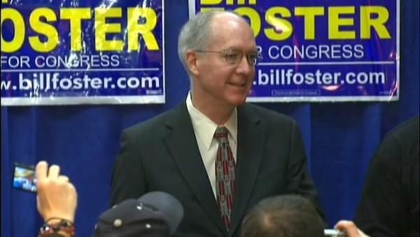 Bill Foster Victory Speech
