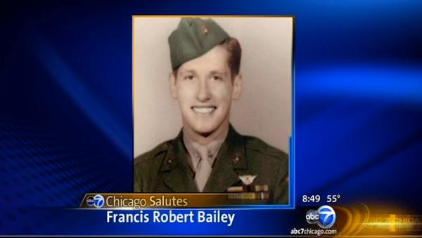 ABC7 Salutes: Francis Robert Bailey