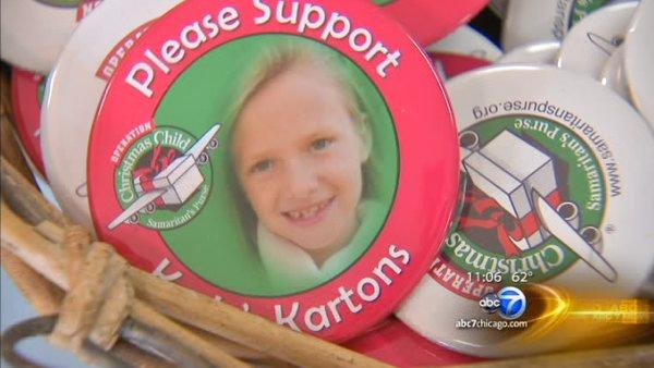 Toy drive to honor 9-year-old crash victim