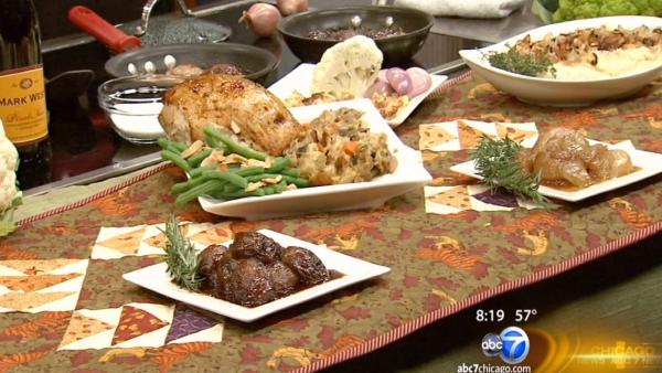Thanksgiving: Lighter Side Dishes