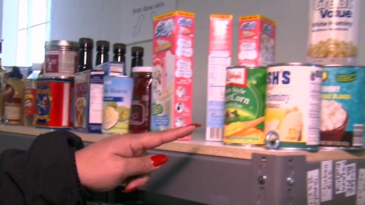 Spirit of Giving: Volunteer gives, gets at Lansing Food Pantry