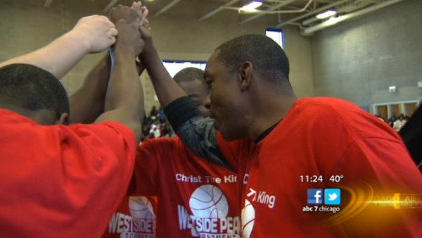 Second peace tournament looks to stop the violence