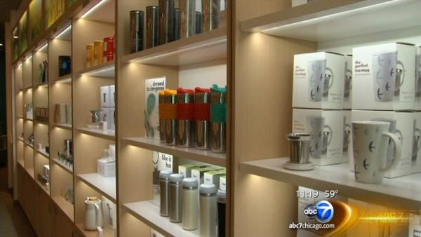 DAVIDsTEA brings more tea to Chicago