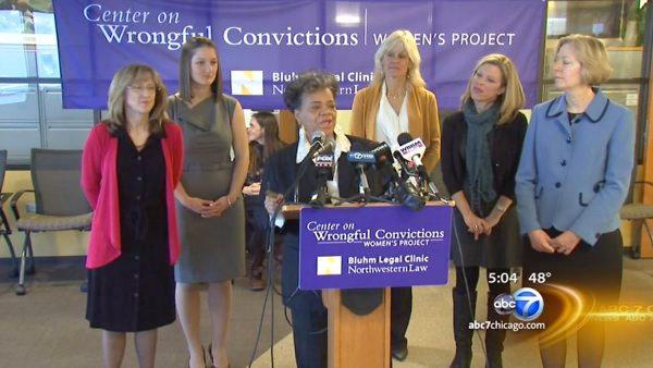 NU wrongful conviction project focuses on women