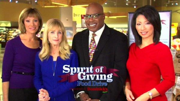 Show your Spirit of Giving