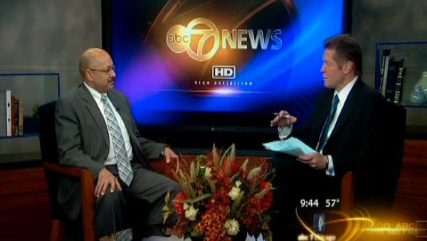 NewsViews: Chicago Streets and Sanitation Commissioner Charles Williams