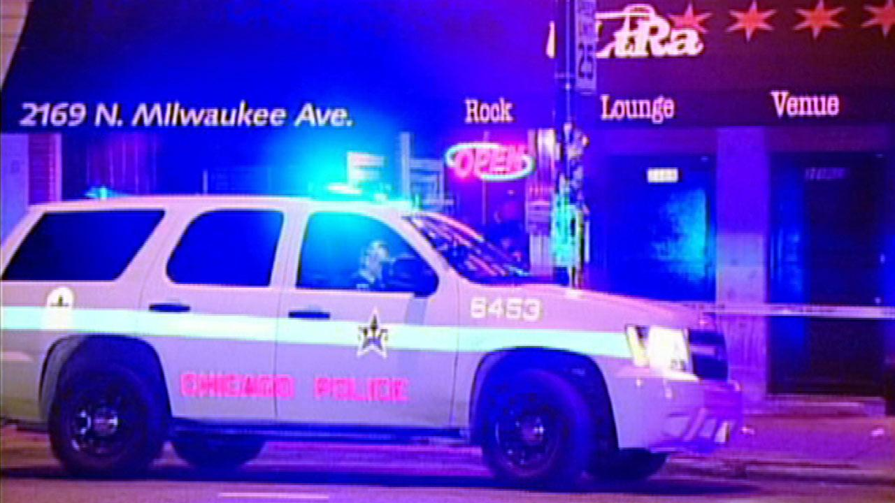 Logan Square nightclub shooting injures 4