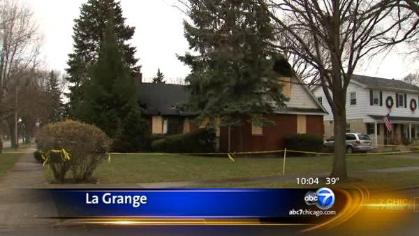 La Grange fire kills elderly couple