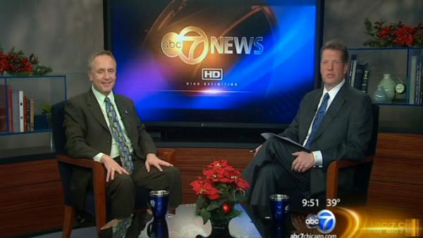 NewsViews: Better Business Bureau of Chicago President and CEO Steve Bernas