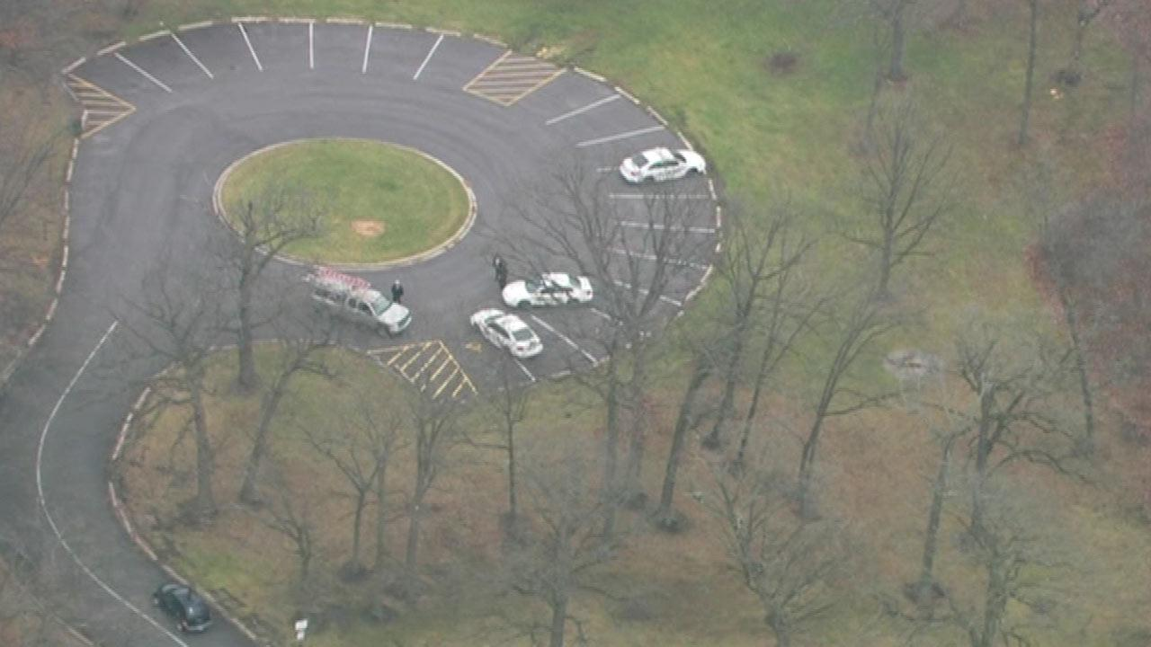 Authorities searched for the two escapees in a forest preserve at 167th and Central near Tinley Park.