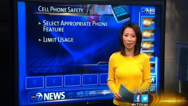For Your Family: Cell phone Safety Tips