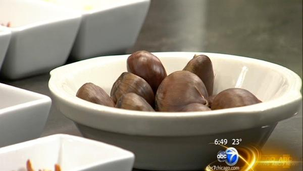 Cooking with Chestnuts: Recipes from Chef Erik