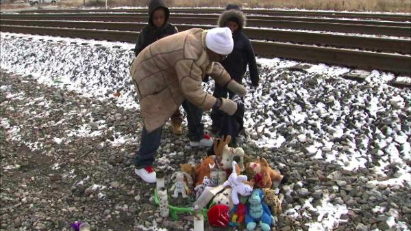 Family grieves for 8-year-old boy strucked and killed by train
