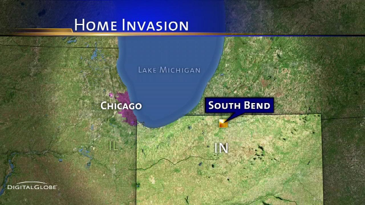 5 stabbed, 5 arrested in South Bend home invasion