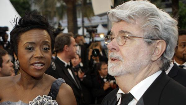 George Lucas engaged to Mellody Hobson
