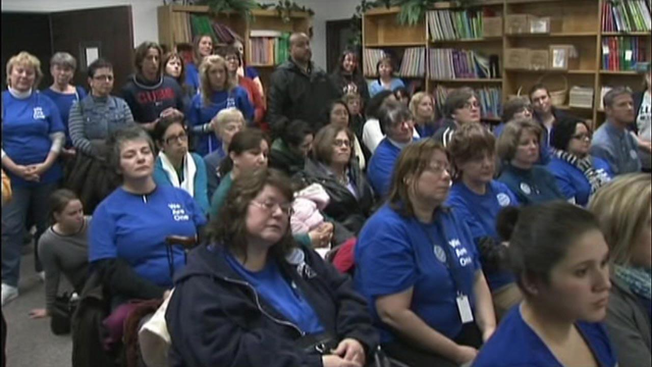 West Chicago teachers could strike soon