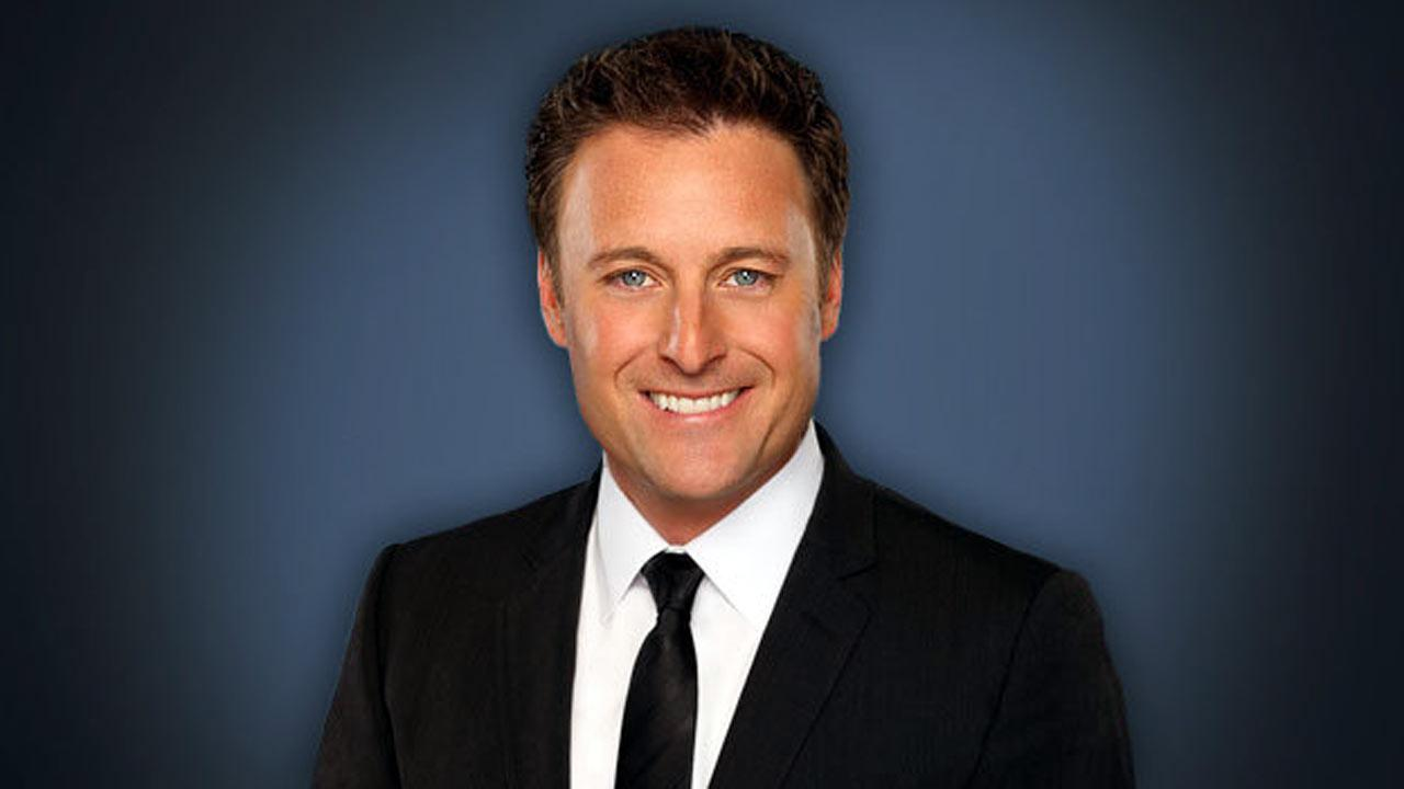 Host  Chris Harrison  QUICK FACTS:  - Attended OKC University on a soccer scholarship  - Has appeared in numerous television shows  - Has been the host of both The Bachelor  and The Bachelorette since 2001