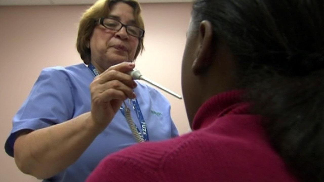 Flu outbreak puts Chicago-area hospitals on bypass