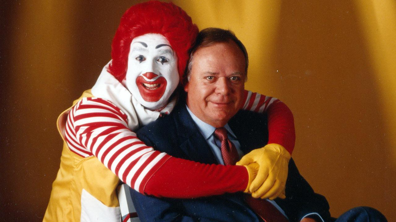 This photo provided by McDonalds shows the former McDonalds CEO Fred L. Turner. Turner, who helped expand the fast-food chains global footprint and spearheaded the creation of Hamburger University died Thursday, Jan. 8, 2013, after suffering complications from pneumonia, the company said. He was 80 years old. (AP Photo/McDonalds)
