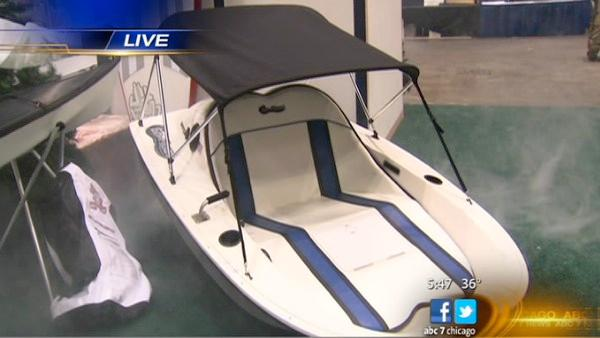 Chicago Boat, Sports, and RV Show
