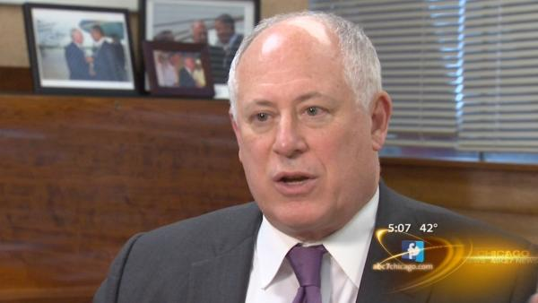 EXCLUSIVE: Governor Pat Quinn talks about the pension crisis