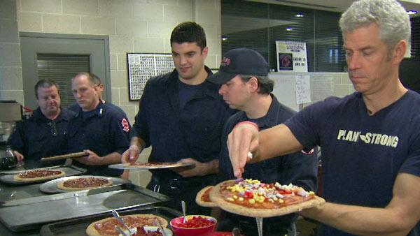 Engine 2 Diet gets Mayor Emanuel's endorsement