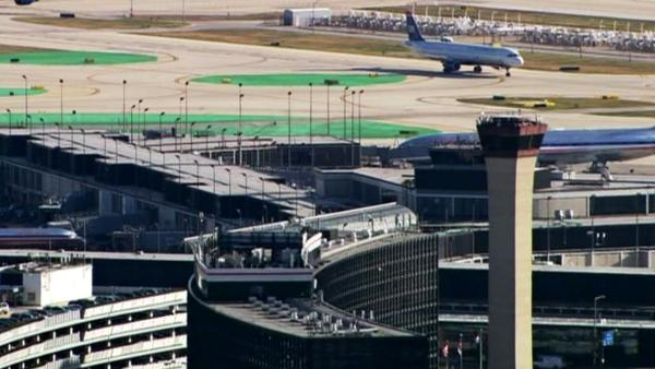 18 human heads found in package at O'Hare