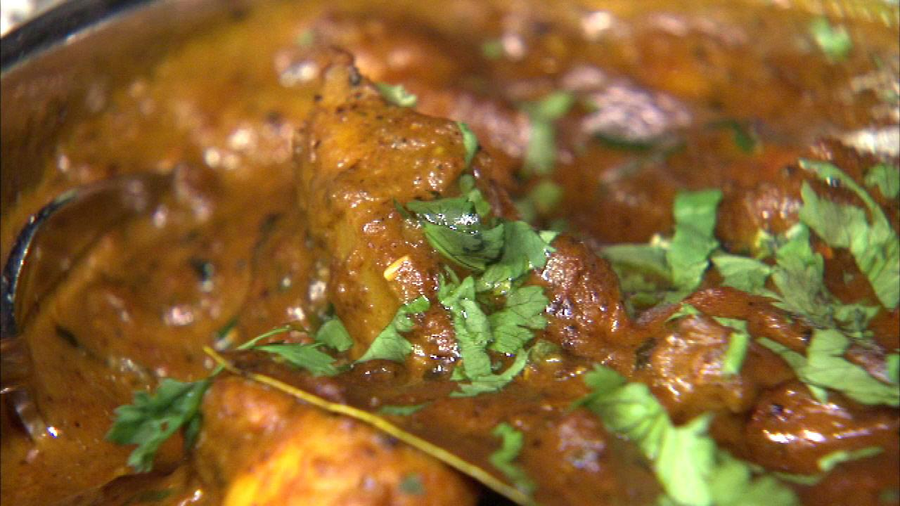 TAVA makes Indian curry from scratch