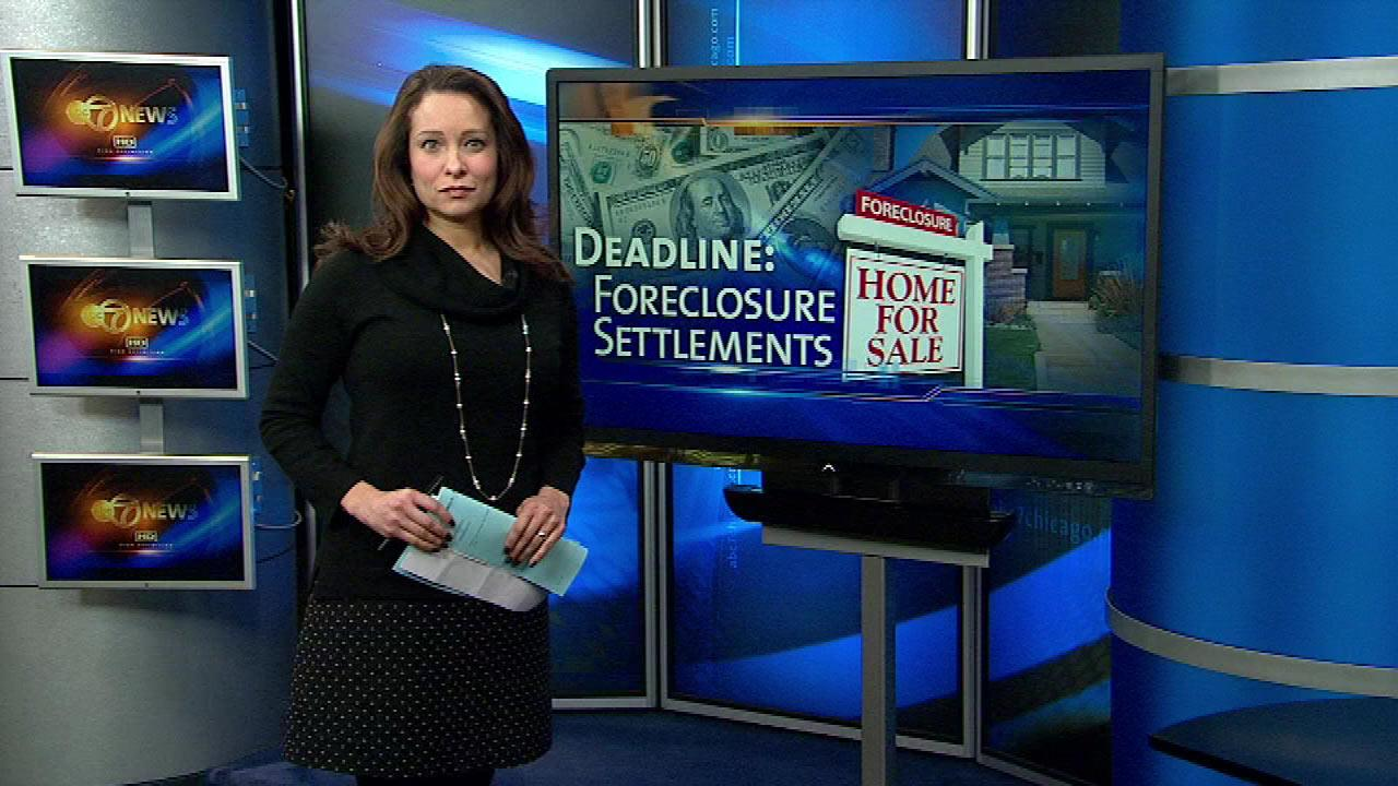 National Mortgage Settlement deadline nears