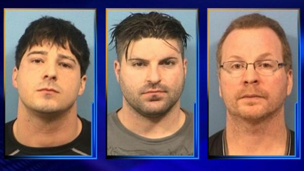 3 Schaumburg cops arrested on drug charges