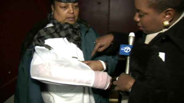 Woman shot in chest on CTA bus