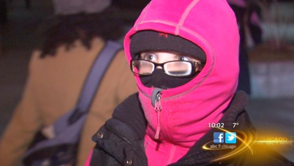 Dangerously cold temperatures hit Chicago
