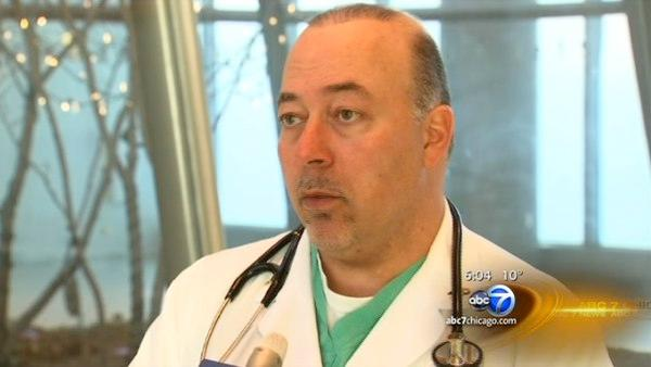 Doctors warn of cold exposure