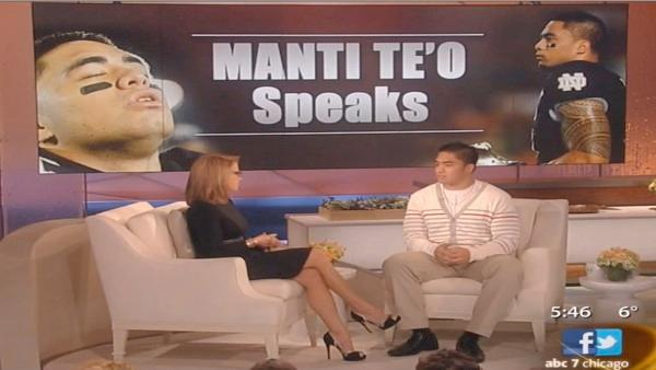Public relations expert weighs in on Manti Te'o