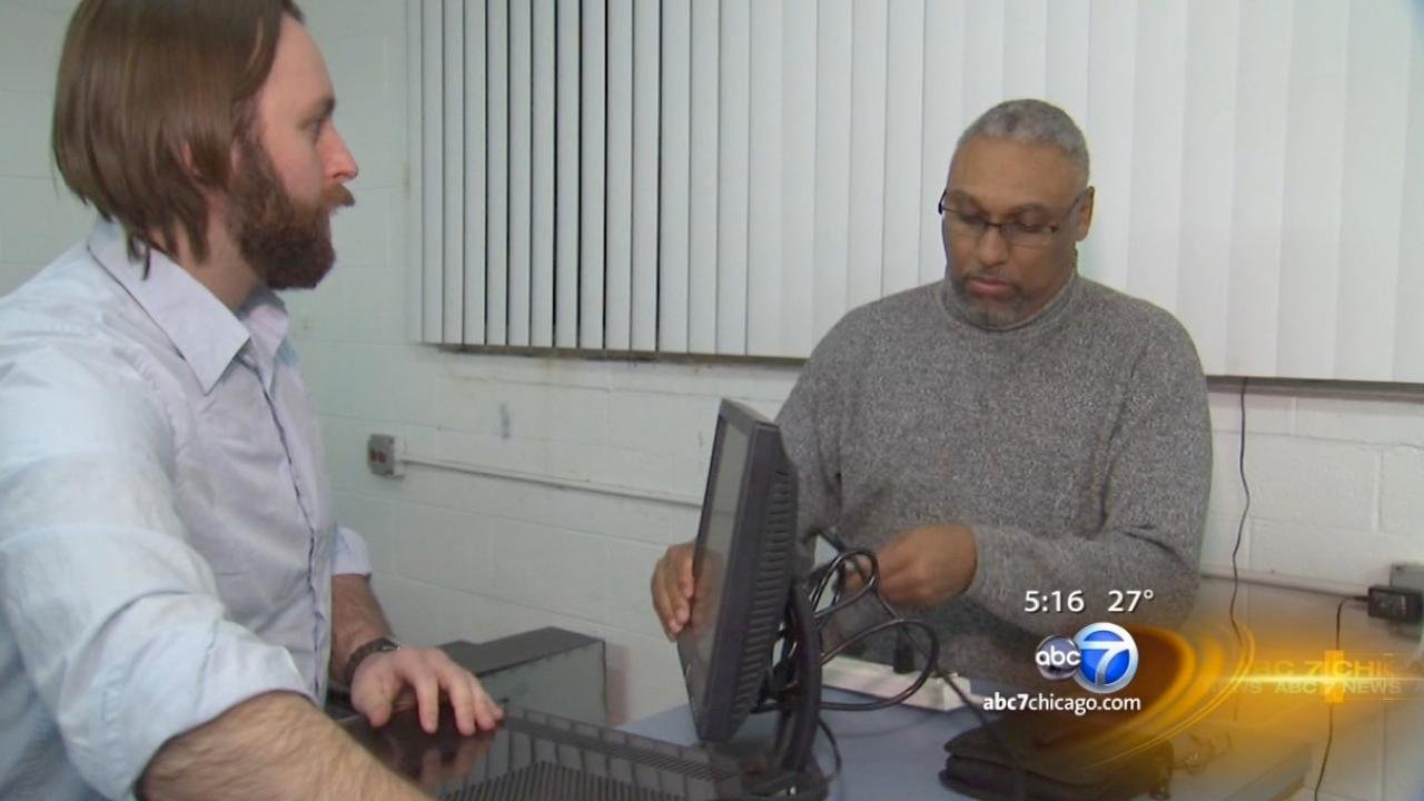Electronic recycling program gives veterans work, hope