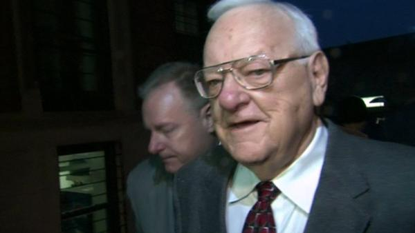 George Ryan released on home confinement