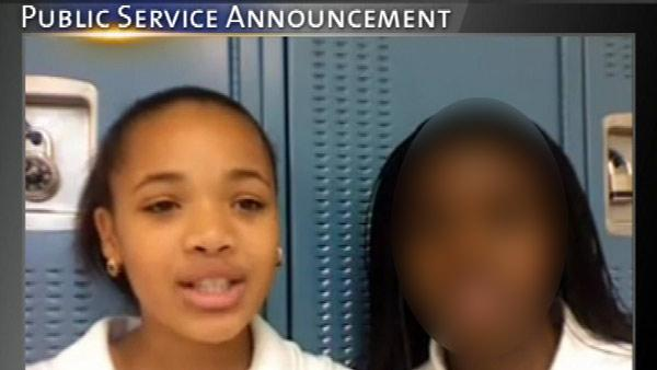 When she was in 6th grade at Carter G. Woodson Elementary School on the South Side, Hadiya Pendleton appeared in an anti-gang violence video.