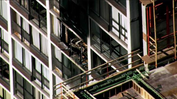 Streeterville high-rise fire contained to 1 unit, CFD says