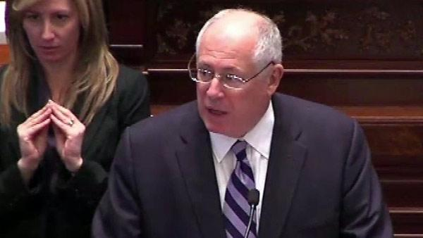 Full Speech: Illinois Gov. Quinn's State of the State Address