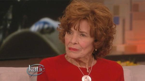 Sue Paterno on Katie, Monday, Feb. 11, 2013