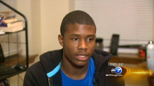 Hadiya Pendleton's injured friend speaks