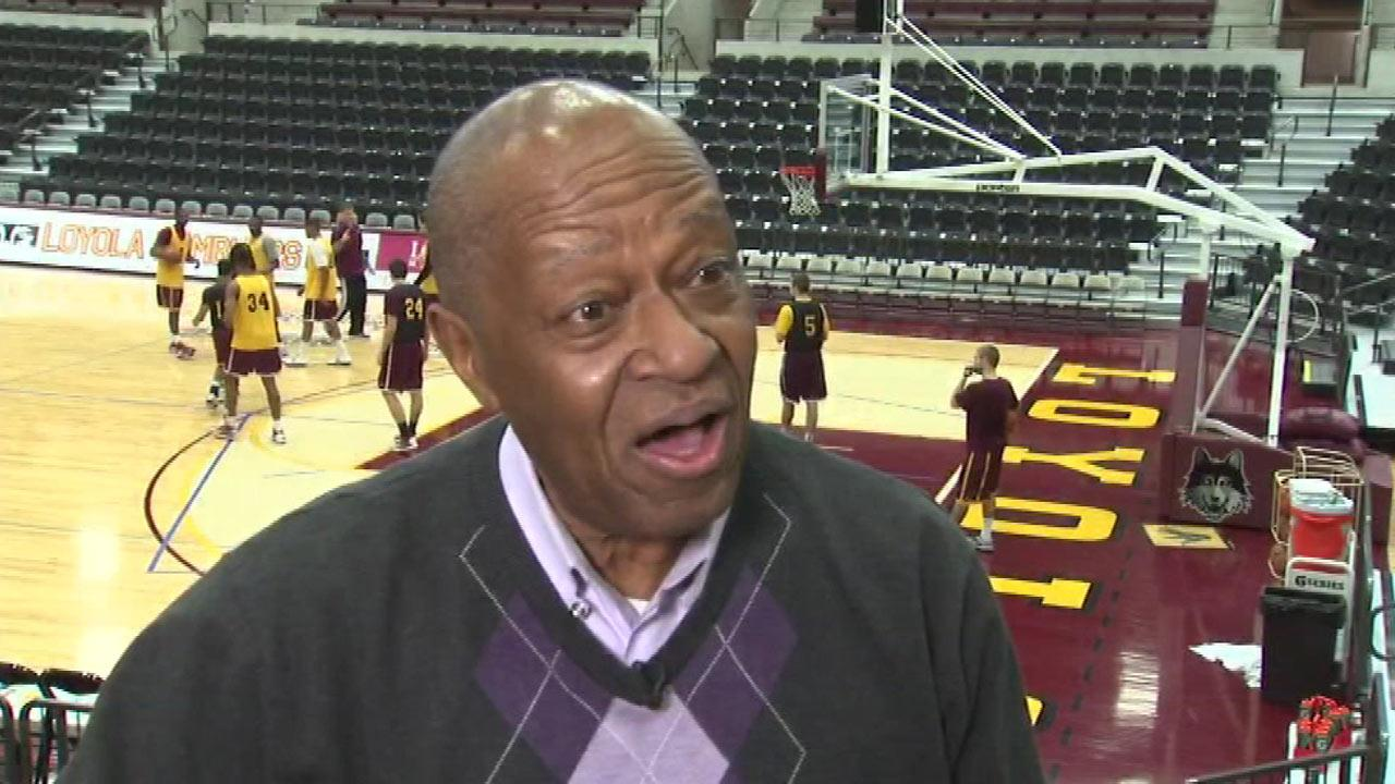 Loyola celebrates 50th anniversary of NCAA Champion basketball team