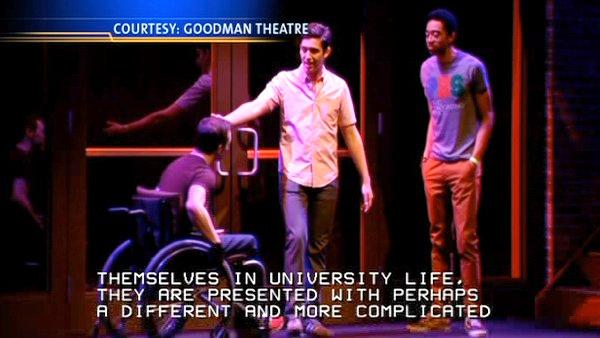 Play highlights struggles of gay, disabled youth