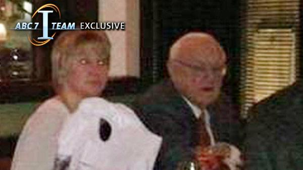 George Ryan, on home confinement, pictured at restaurant more than 30 miles from Kankakee home
