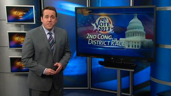 Guns, race, money hot topics in 2nd District primary