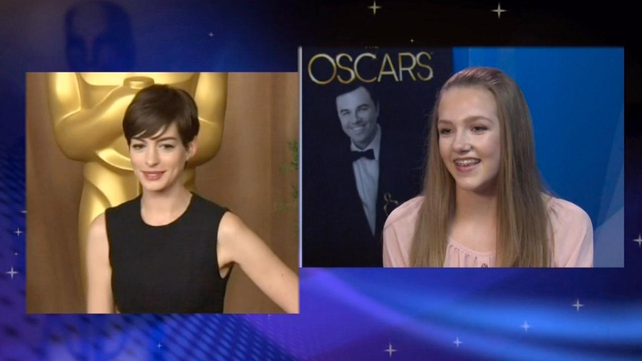 Local mom and daughter headed to Oscars
