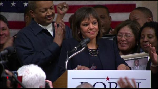 Robin Kelly wins 2nd Congressional District Democratic primary