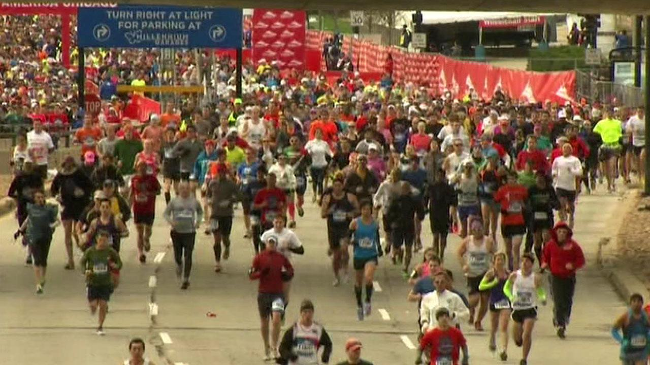 Chicago Marathon 2014 lottery winners notified